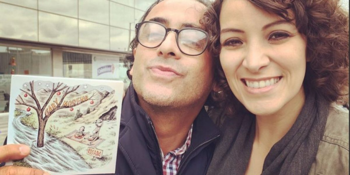 Video. Gaby Moreno le dice