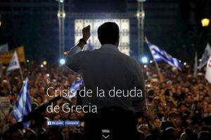 5- Crisis de la deuda de Grecia. Foto:vía Facebook.com