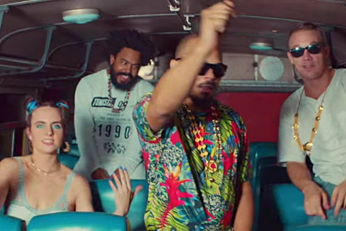 3- Major Lazer & DJ Snake – Lean On (feat. MØ) (Official Music Video). Foto: vía YouTube