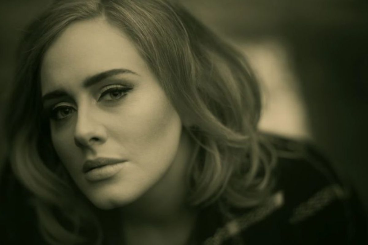 10- Adele – Hello. Foto:vía YouTube