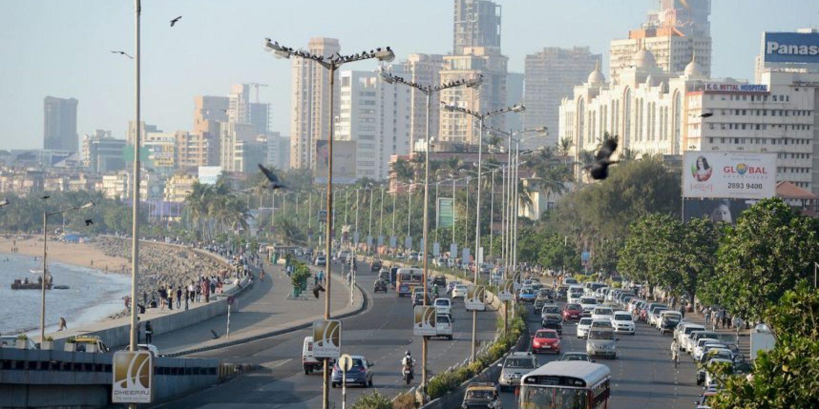 5. Mumbai, India Foto:Getty Images