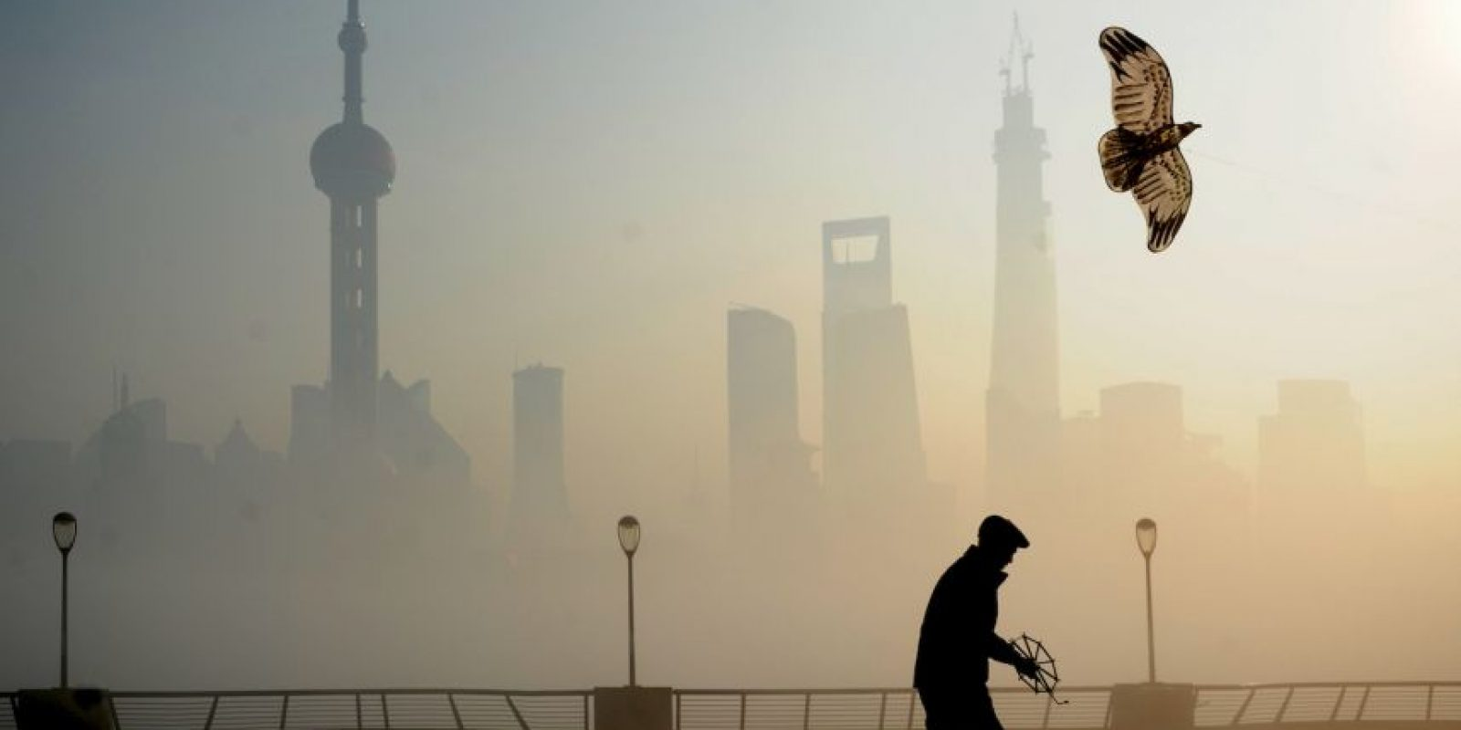 3. Shangai, China Foto: Getty Images