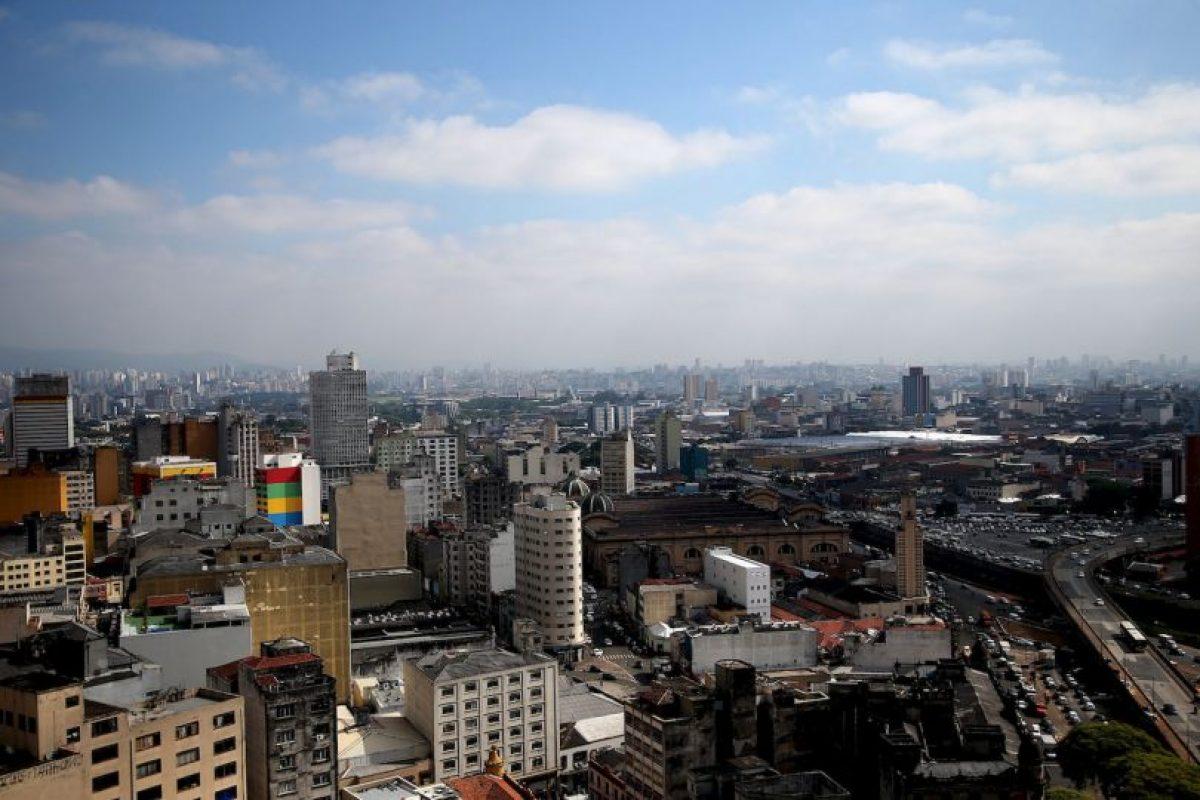 4. Sao Paulo, Brasil Foto:Getty Images