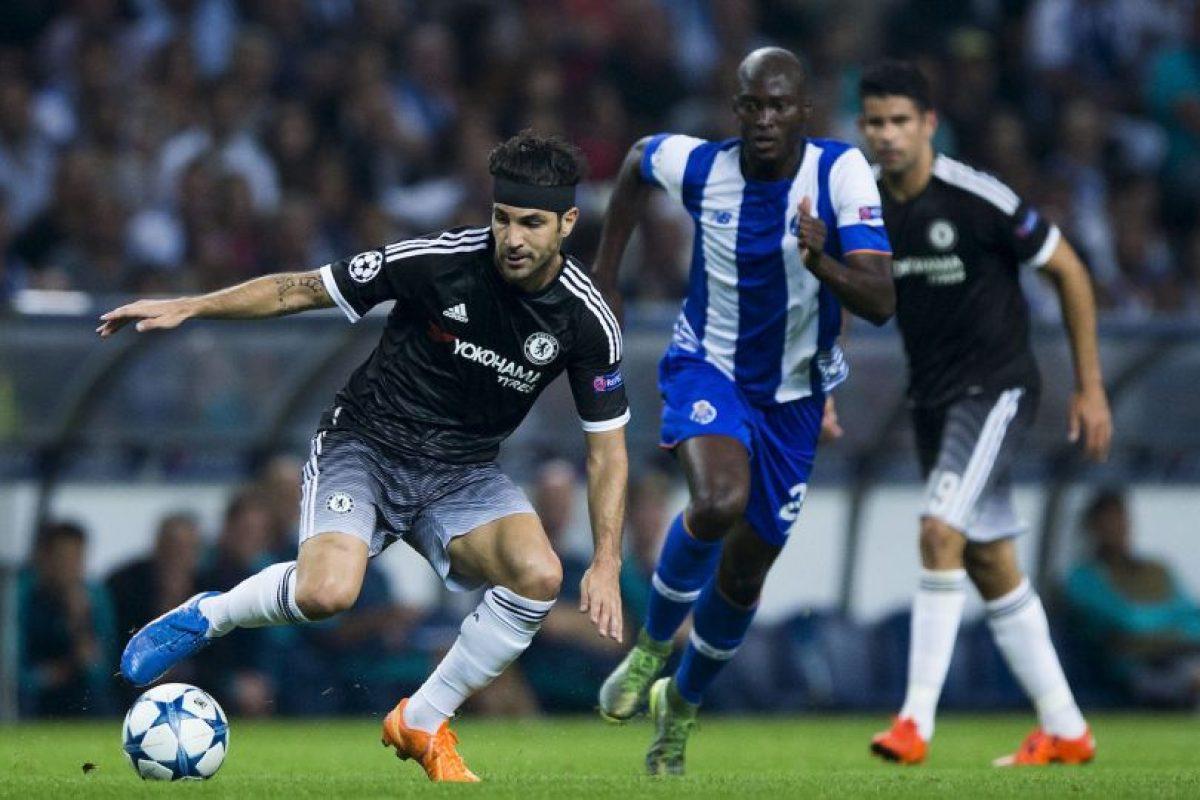 """En el primer partido entre ambos, en Oporto, los """"Dragones"""" se llevaron la victoria por marcador 2-1. Foto:Getty Images"""