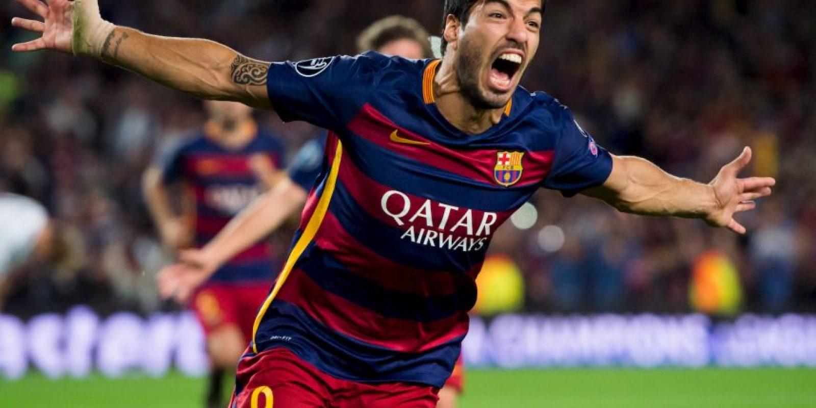 Barcelona es líder del grupo E con 13 puntos y ya está clasificado a la siguiente ronda. Foto:Getty Images