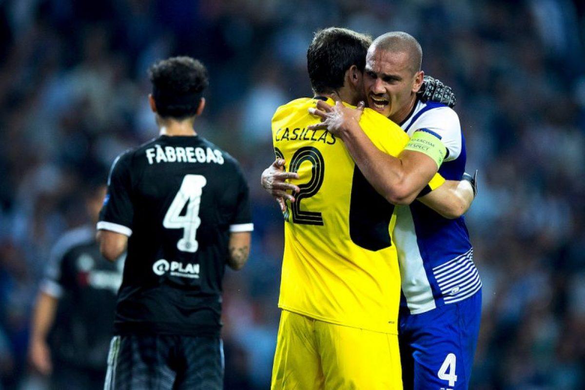 La misma situación aplica para el Porto, segundo lugar. Si pierde, puede irse despidiendo de la siguiente fase. Foto:Getty Images