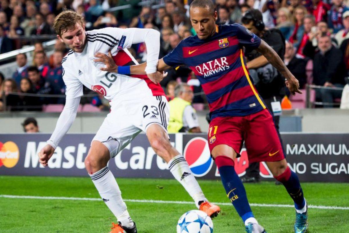 En el primer partido entre ambos, Barcelona se llevó la victoria por marcador 2-1. Foto:Getty Images
