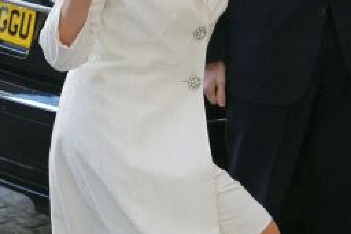2009, en el Palacio de Buckingham en Londres Foto:Getty Images