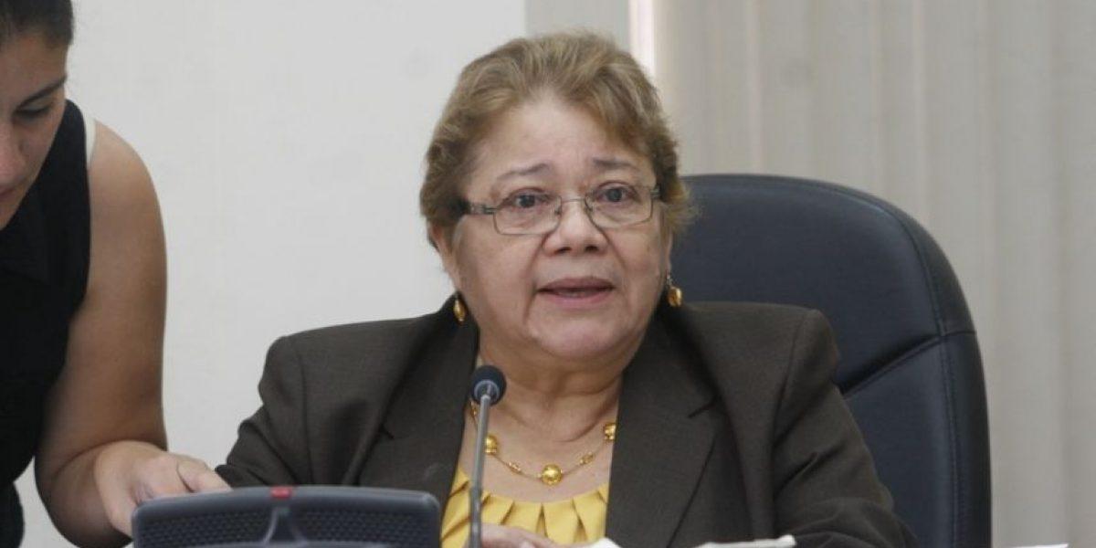 Exjueza vuelve a prisión y la fiscalía entrega su acusación por #CasoLaLínea