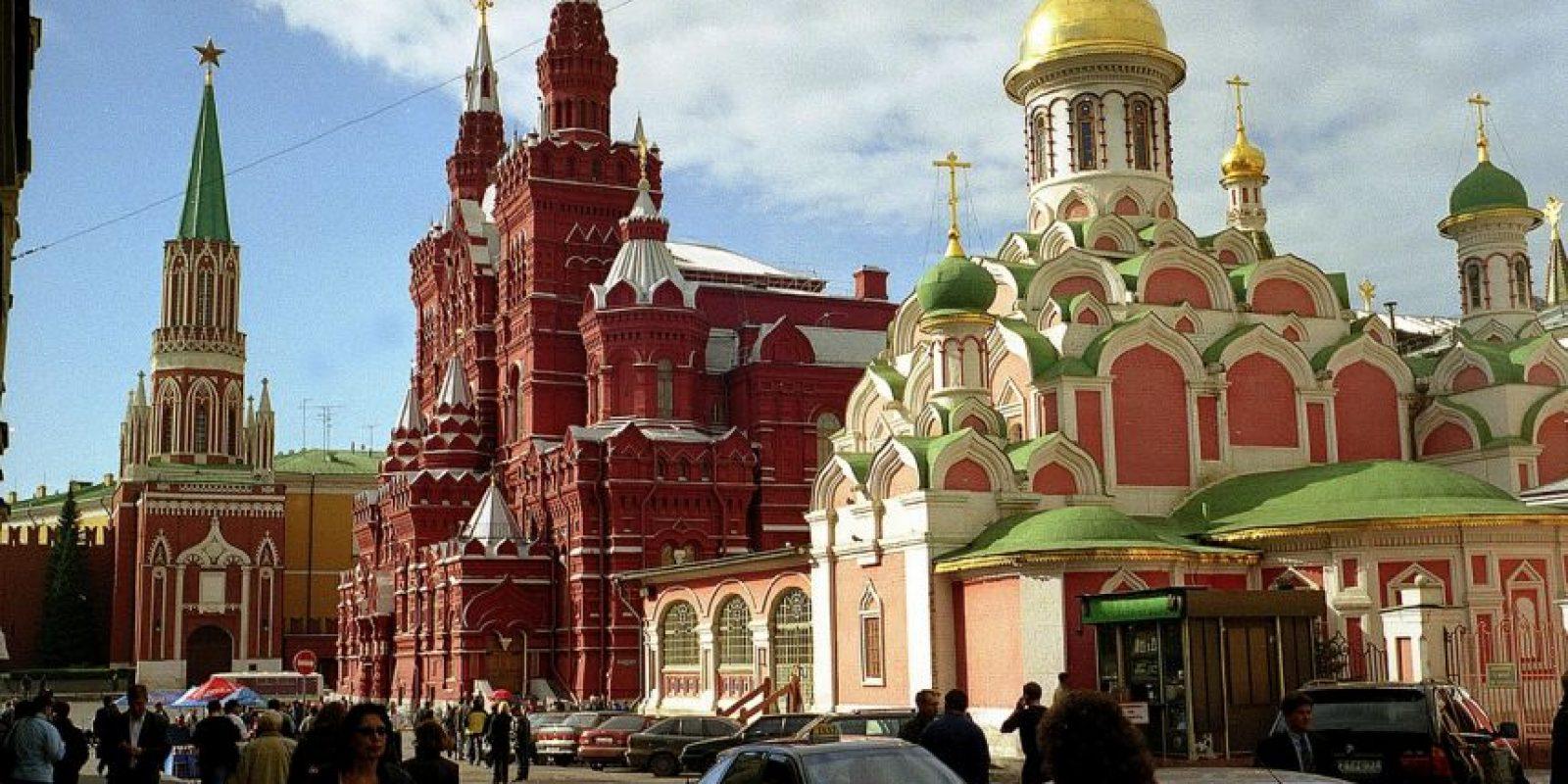 2. Rusia Foto:Vía Flickr