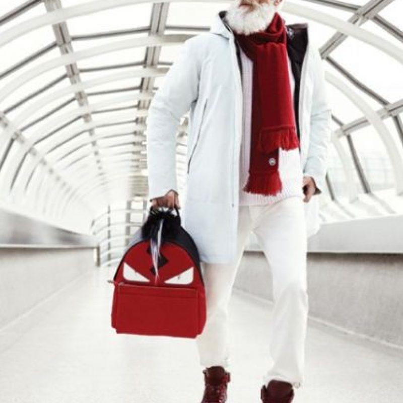 Paul ya ha participado en otras campañas de moda. Foto:vía Instagram