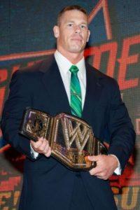 """Y se presentó en el reality show """"American Grit"""" del canal Fox Foto:WWE"""