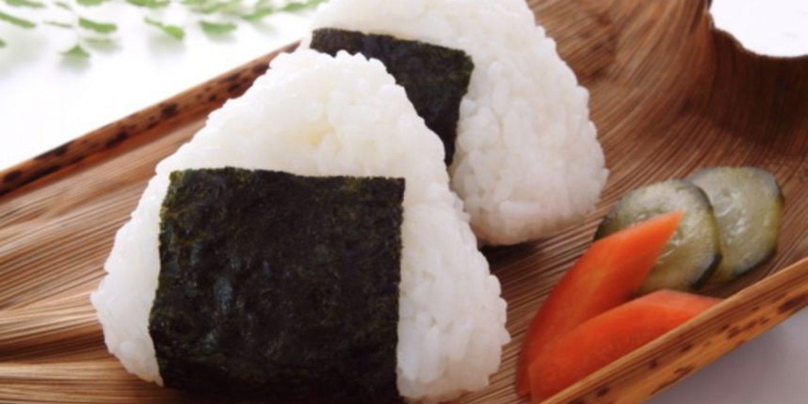 Un verdadero rice ball. Foto:Vía Instagram/#riceball