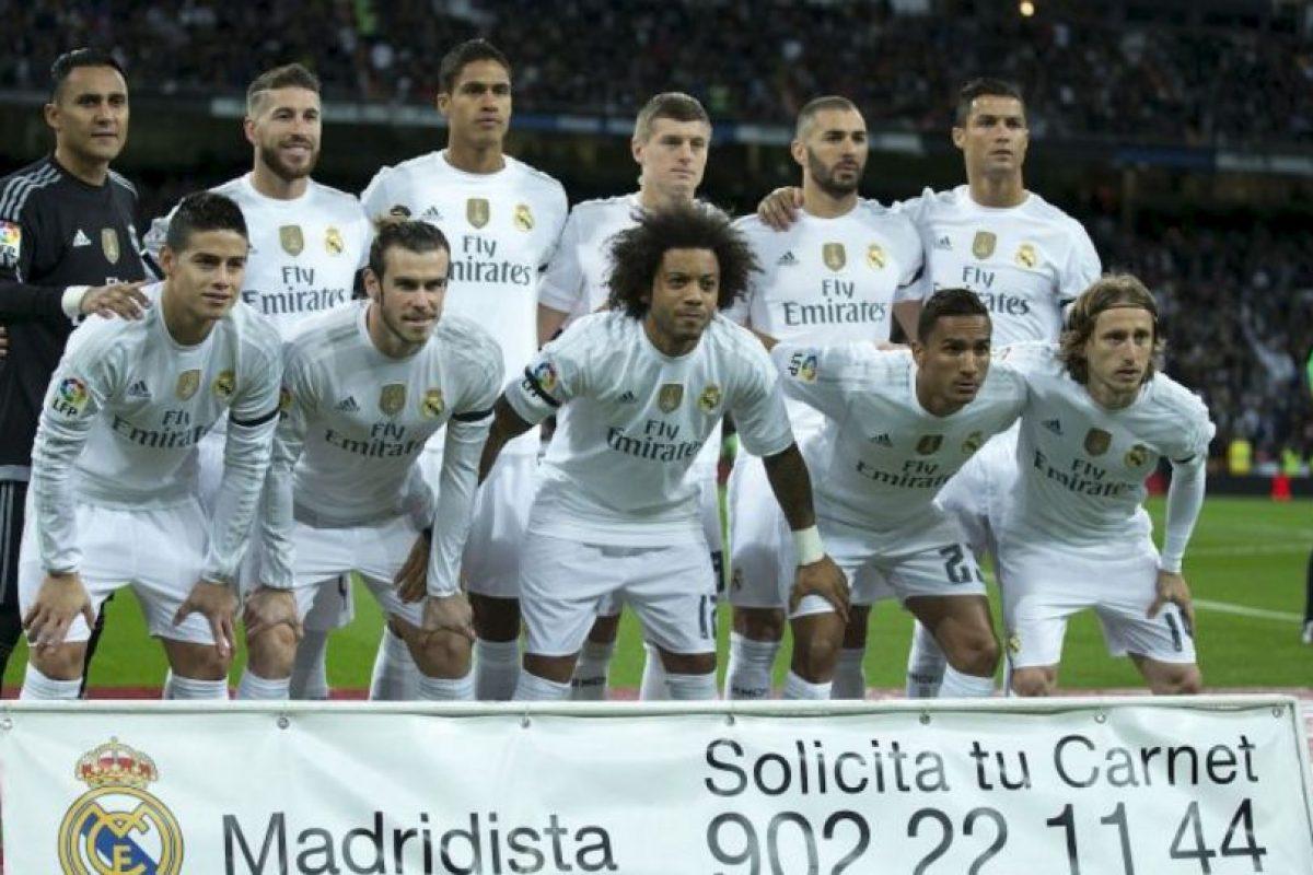 Los 16 clasificados a octavos de final: Foto:Getty Images