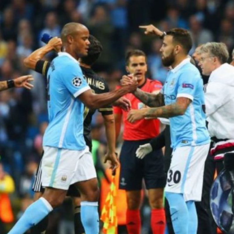 7. Manchester City Foto: Getty Images