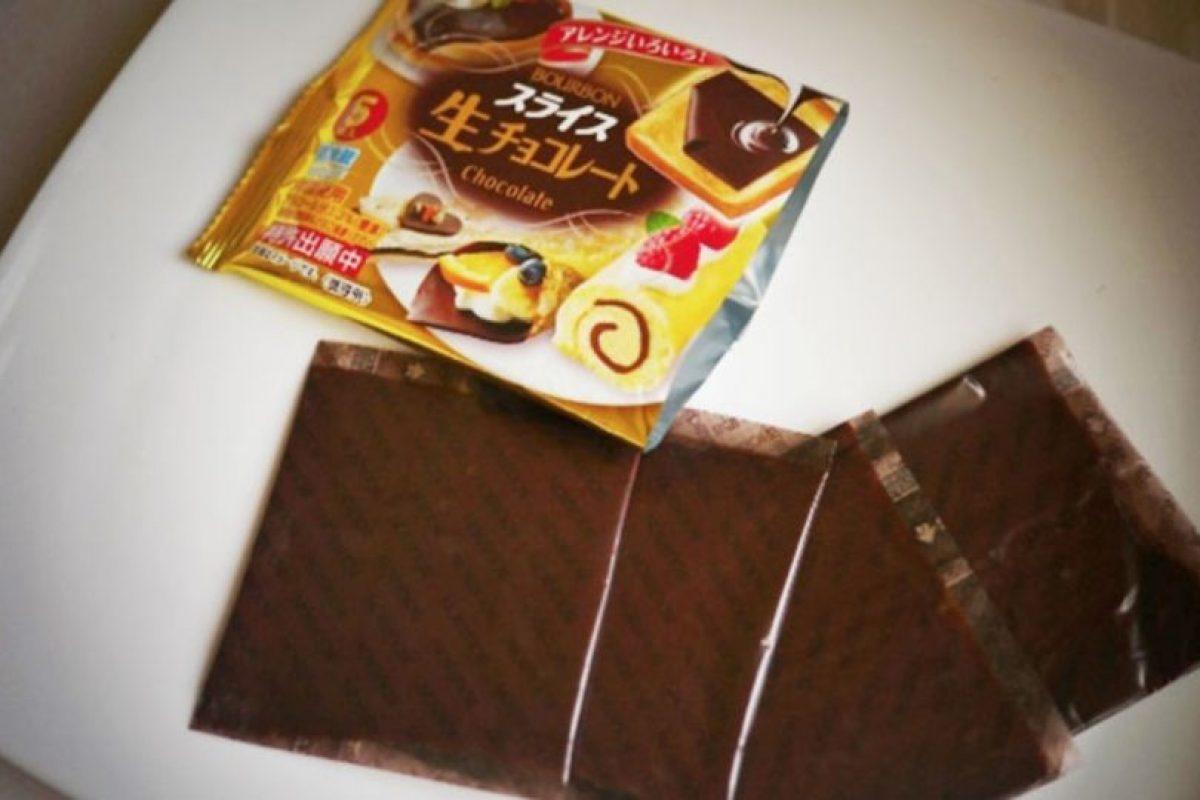 Miren todo lo que podrían hacer con ellas. Foto:Vía bourbon.jp
