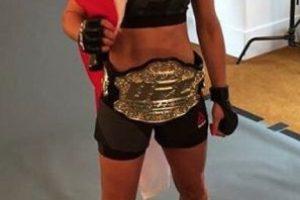 Su primera pelea en las artes marciales mixtas fue el 19 de mayo de 2012 ante su compatriota Sylwia Juskiewicz Foto:Vía instagram.com/joannajedrzejczyk