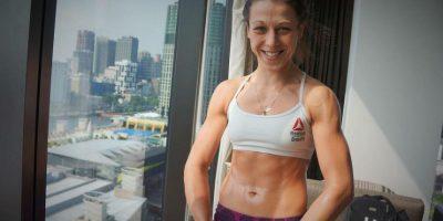 Es la otra campaona de la UFC que reina sin tanto reflectores como Holly Holm o en su momento Ronda Rousey Foto:Vía instagram.com/joannajedrzejczyk
