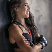 Antes de pelear en las artes marciales mixtas, compitió en Muay Thai y Kickboxing Foto:Vía instagram.com/joannajedrzejczyk