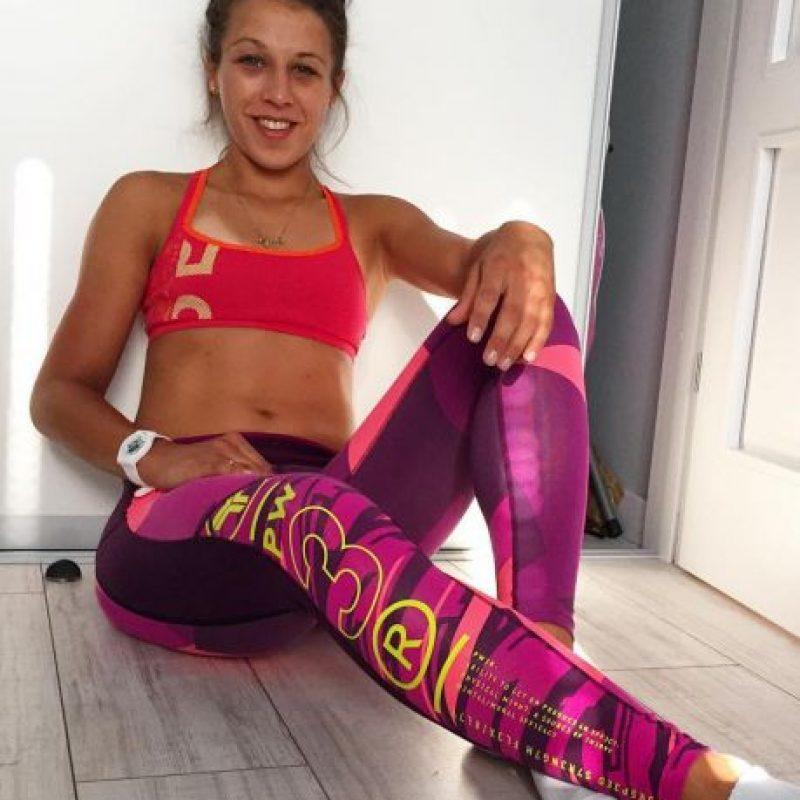 Foto:Vía instagram.com/joannajedrzejczyk