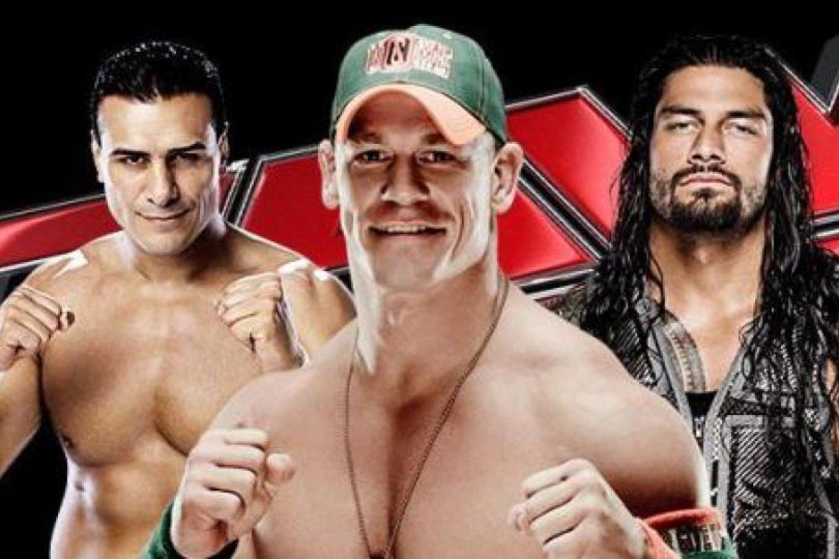 Cena tomó vacaciones al lado de su pareja Nikki Bella Foto:WWE