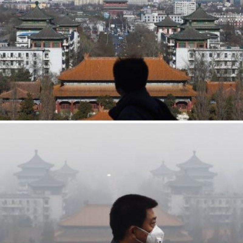 Una de las zonas más visitadas por turistas Foto:AFP