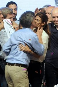Así festejaron la victoria de Mauricio Macri los presidentes de la región Foto:AFP