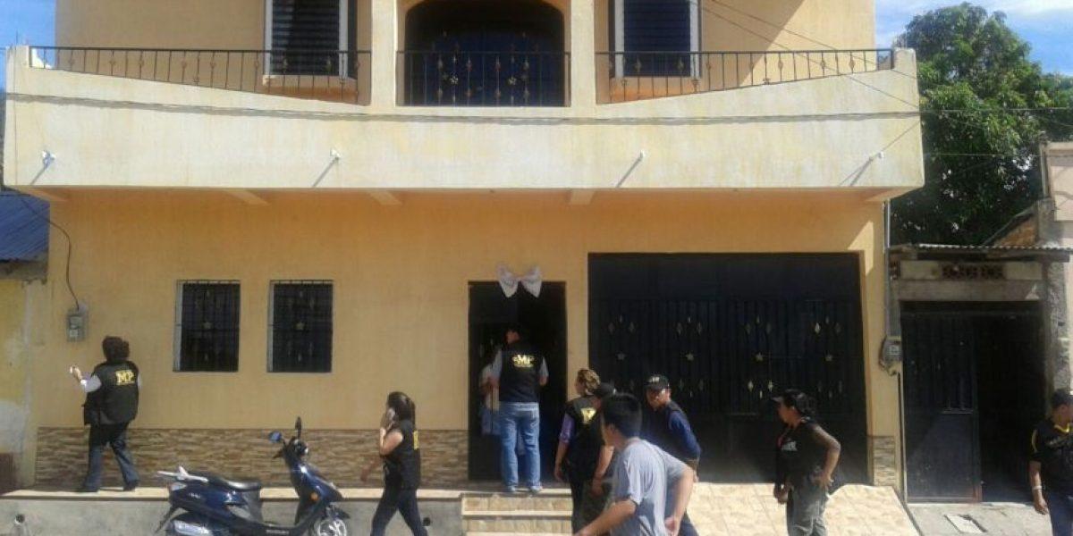 Detective policial es detenido por integrar una banda de secuestradores