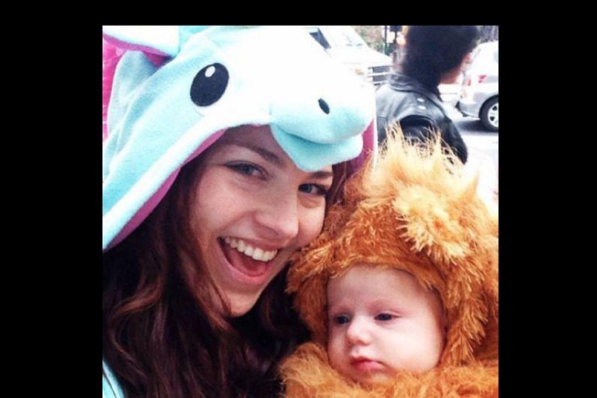 Amy sigue con la banda, ya tiene un hijo. Foto:vía Amy Lee/Facebook