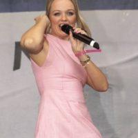 """Emma Bunton, mejor conocida como """"Baby Spice"""" Foto:Getty Images"""