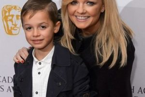 Tiene dos hijos Tate Lee y Beau Lee Jones Foto:Getty Images