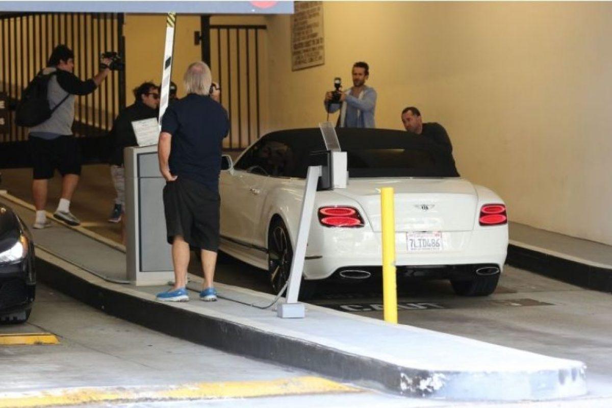 Khloé Kardashian fue la primera en visitar a la socialité Foto:Grosby Group