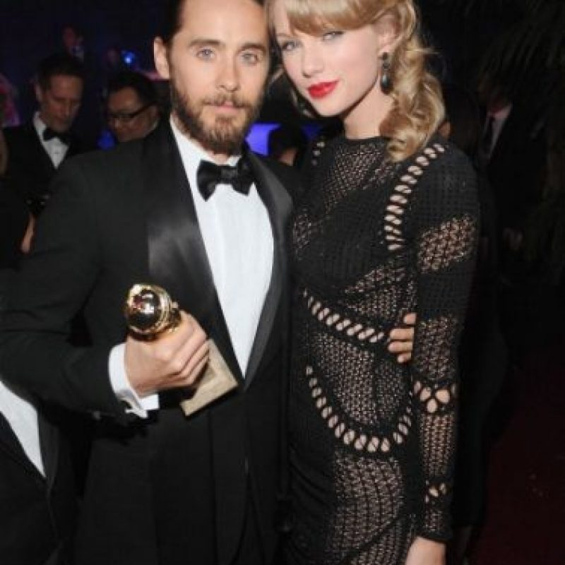 """El sitio de noticias """"TMZ"""" viralizó un video en el que se le puede observar y escuchar a Jared Leto criticar la música de Taylor Swift. Foto:Getty Images"""