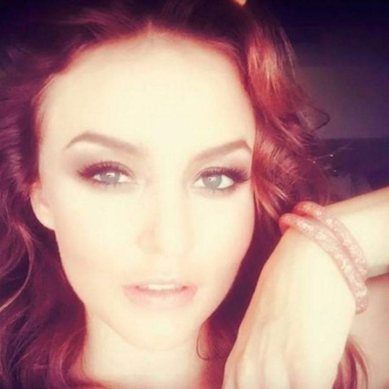 Así luce en la actualidad Angelique Boyer Foto:Instagram/angeliqueboyer