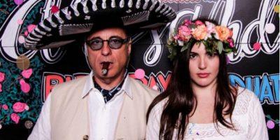 FOTOS. Hija del actor Andy García posa en lencería como modelo Pluz Size