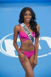 Refilwe Mthimunye es la representante de Sudáfrica Foto:vía missuniverse.com