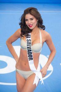 Fátima Rivas es el rostro de El Salvador en este certamen de belleza. Foto:vía missuniverse.com