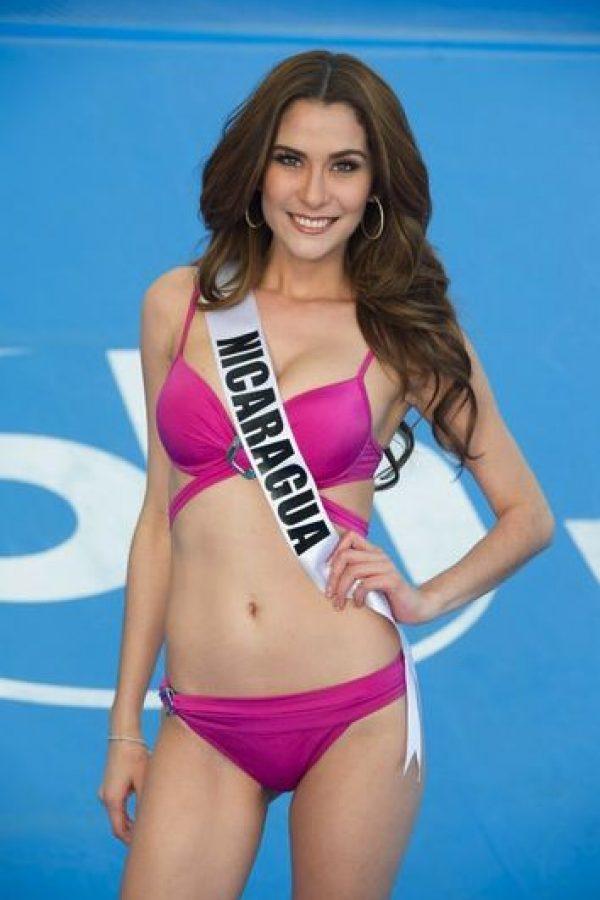 Daniela Torres tiene 22 años y es el rostro de Nicaragua Foto:vía missuniverse.com