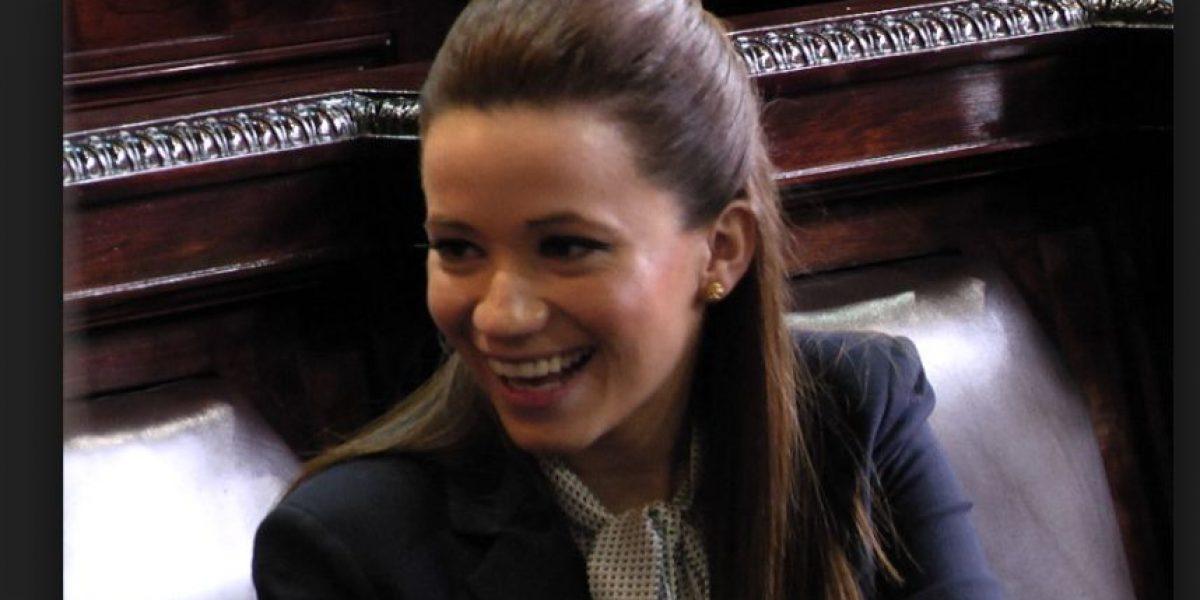 Diputada oficialista Daniela Beltranena es beneficiada por la Corte Suprema de Justicia
