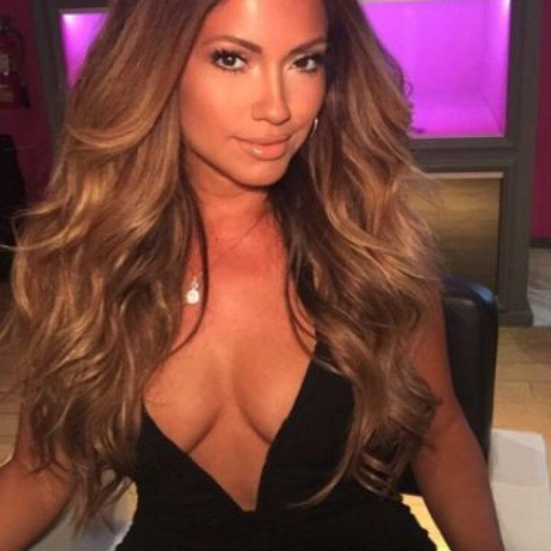 """Ha colaborado como una conejita de la revista """"Playboy"""". Foto:vía instagram.com/jessicaburciaga"""