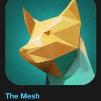 """2- """"The Mesh"""". Es gratuito. Un juego de números tan sorprendente como irresistible. Foto:vía Apple"""