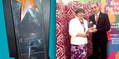 Este reconocimiento recibió Guatemala en Londres por festival económico