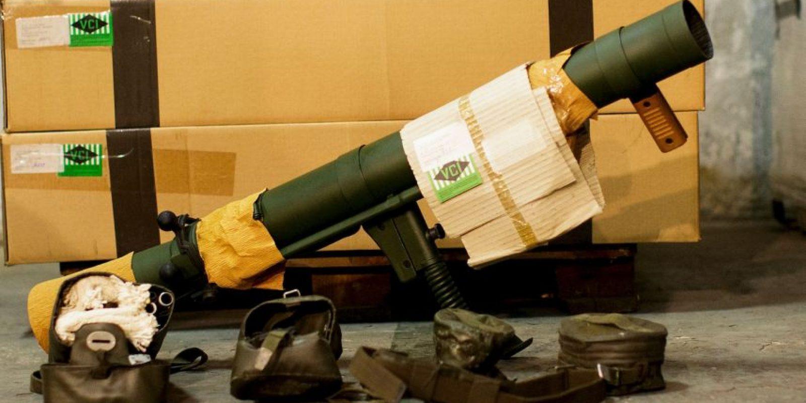 Entre sus armas más sofisticadas tienen misiles antitanque guiados Foto:Getty Images