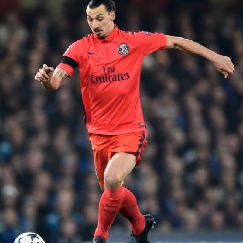 El equipo de Zlatan clasificó como segundo del Grupo A con 13 puntos y acumula 24 millones de euros Foto:Getty Images