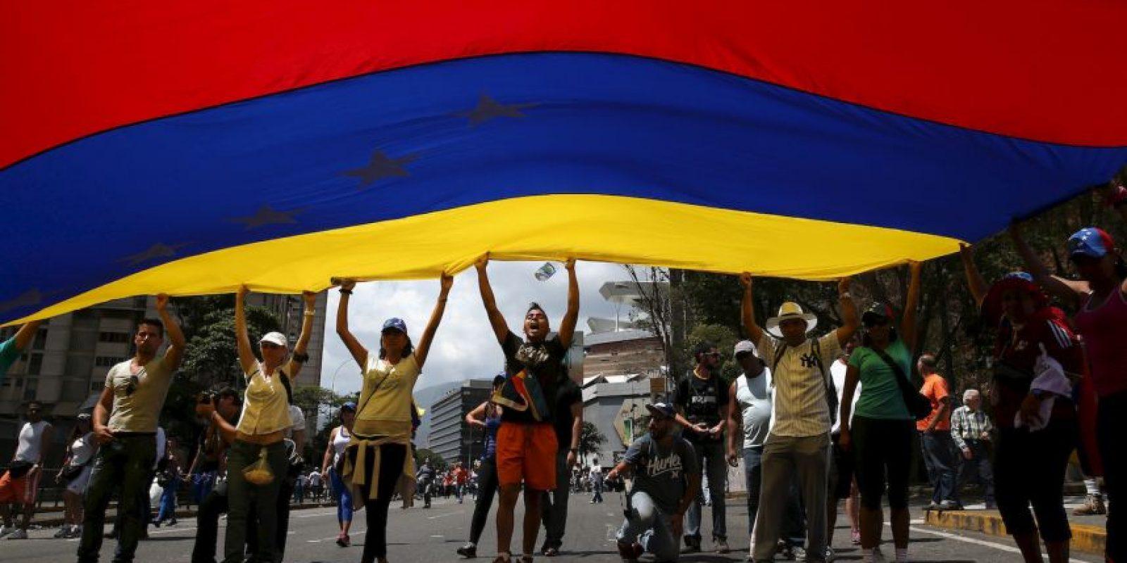 4. Caracas, Venezuela- 4.90 dólares Foto:Getty Images