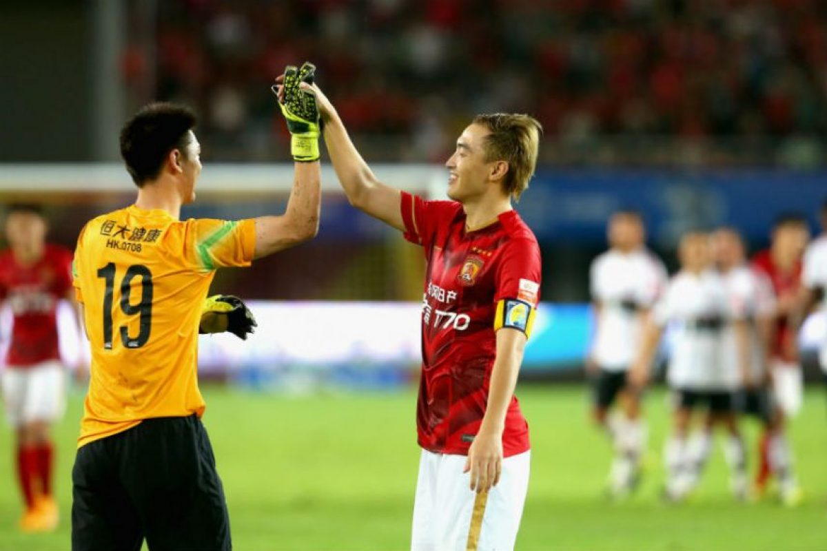 Guangzhou Evergrande, China (Campeón de Asia) Foto: Getty Images