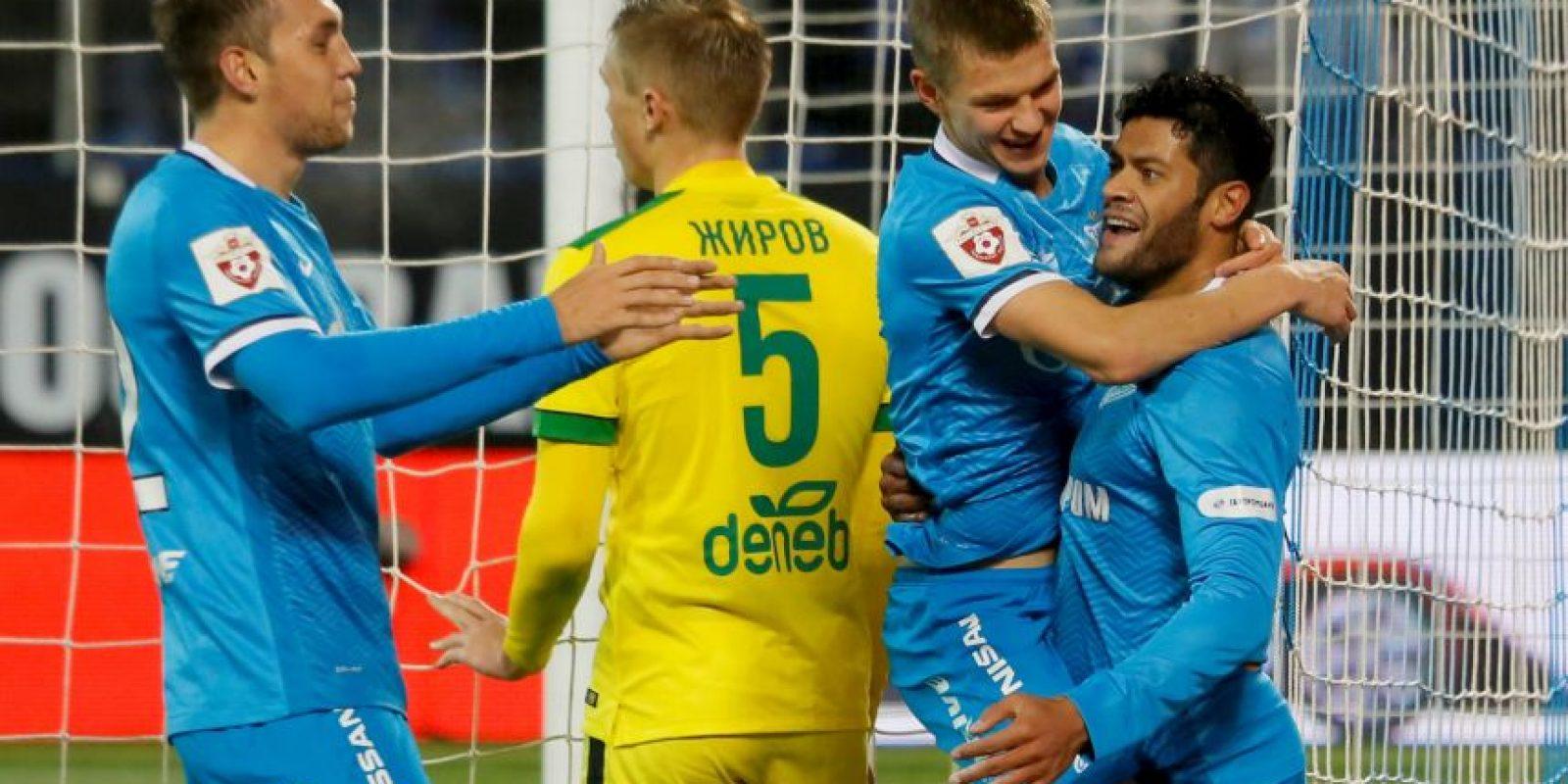 Los rusos fueron uno de los mejores equipos de la primera ronda con cinco triunfos; acumularon 25 millones de euros Foto:Getty Images