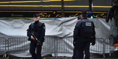 89 personas murieron en la sala de conciertos Le Bataclan. Foto:Getty Images
