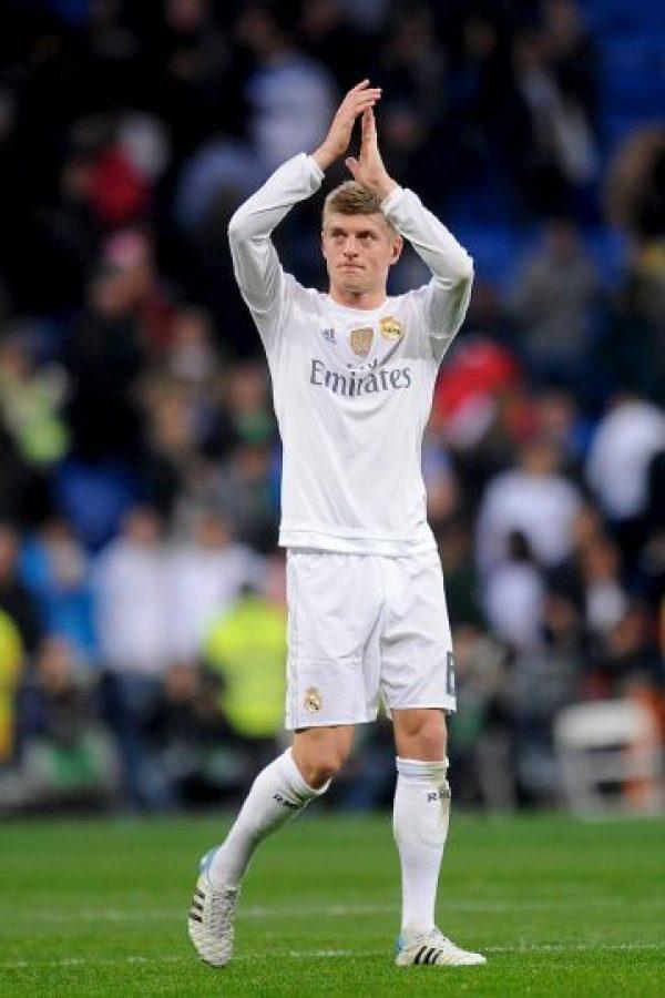 En 2013 con Bayern Múnich y en 2014 con Real Madrid. Foto:Getty Images