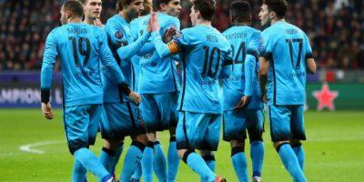 Barcelona, España (Campeón de la UEFA) Foto:Getty Images